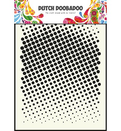 Dutch Doobadoo - Mask Art Faded Dots (470 715 004)
