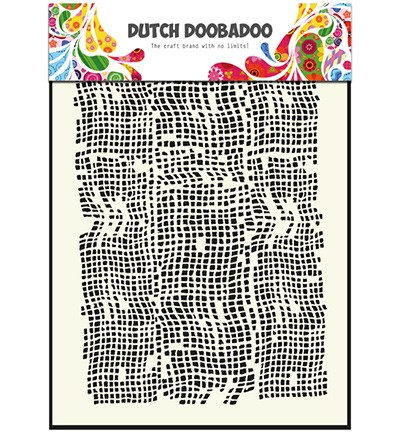 Dutch Doobadoo - Mask Art Burlap (470 715 006)