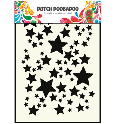Dutch Doobadoo - Mask Art Stars (470 715 014)
