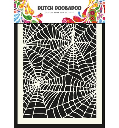 Dutch Doobadoo - Mask Art Spiderweb (470 715 011)