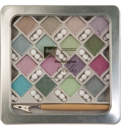 Joy! Craft chalks set Pearl Art (6200/0205)