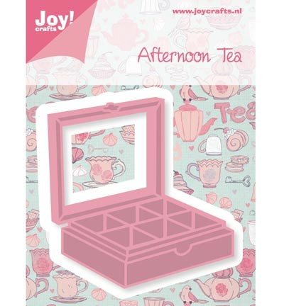 Joy! Crafts Tea Thee box (6002/0464)