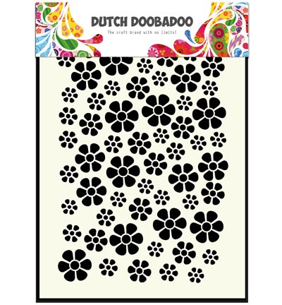 Dutch Doobadoo - Mask Art Flowers (470 715 040)