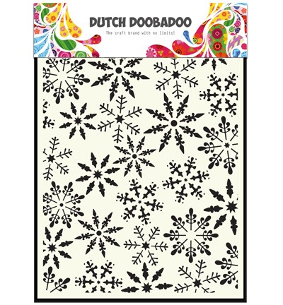 Dutch Doobadoo - Mask Art Ice star (470 715 030)