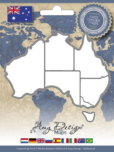 Country Die - Amy Design - Australia