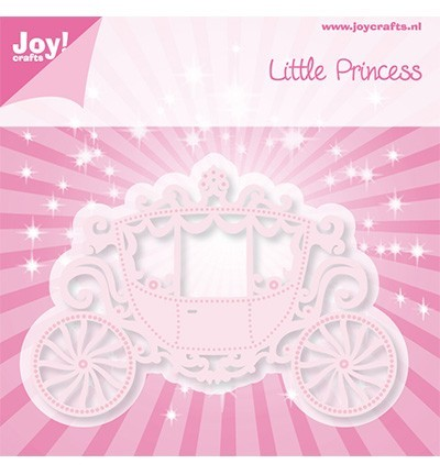 Joy! crafts - Noor! Design Little Princess -Koets (6002/0352)