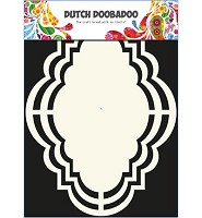 Dutch Doobadoo - Shape Art frames label romantic (470 713 110)