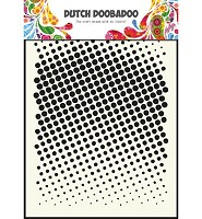 Dutch Doobadoo - Mask Art Faded Dots (470 715 004) - DD 470 715 004