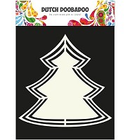 Dutch Doobadoo - Shape Art Christmas Tree (470 713117)