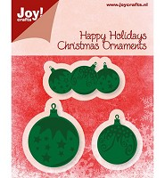 Joy! Craft - Chrismas Balls (6002/2030) - 6002/2030