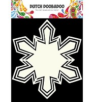 Dutch Shape Art - Dutch Shape Art Snowstar (470.713.115)