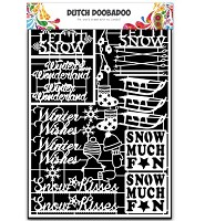 Dutch Paper Art - Paper Art Winter (472948034)