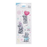 MTY 804101 coloured stickers (Floral Fantsy)