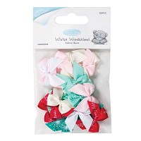 Strikjes Ribbon Bows ( Me to You ) Winter Wonderland - MTY-367201