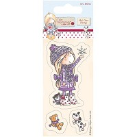 mini clear stamp - tilly daydream (TIL907103) snowflake - TIL-907103