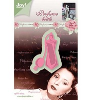 Joy! crafts parfum flesje verstuiver  - 6002/0227