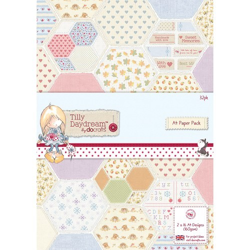 A4 Paper pack (32st) - Tilly Dreamday (TIL160101)